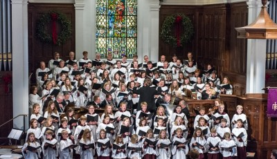 Choir Christmas 2014 - 400px