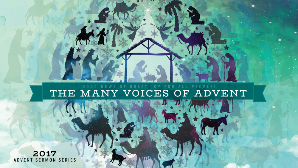 Advent 2017—The Many Voices of Advent