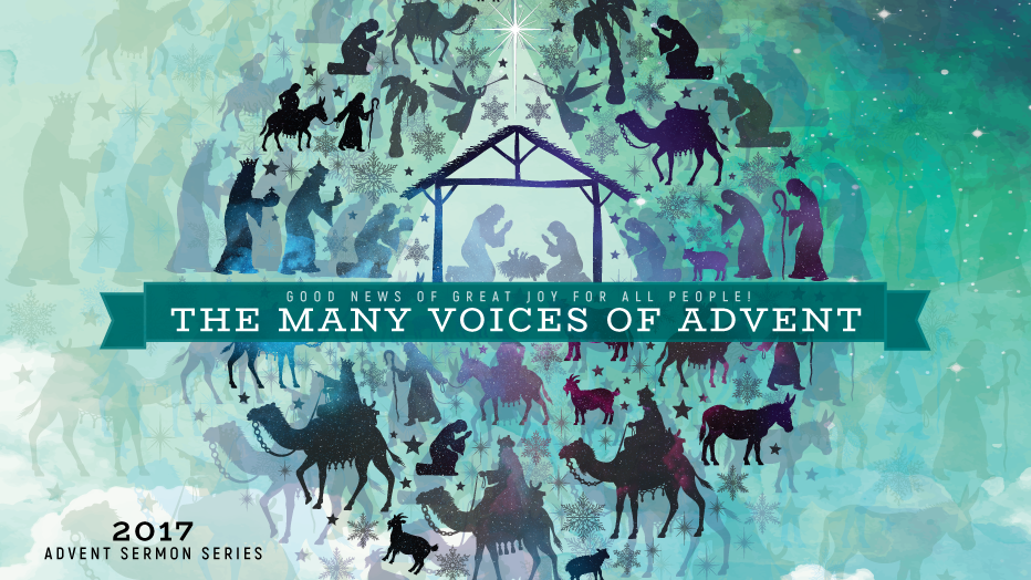 The Many Voices of Advent