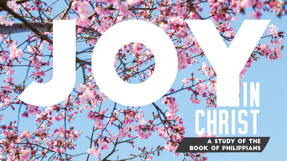 Philippians: Joy in Christ