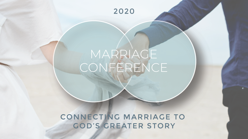 Connecting Marriage to God's Greater Story