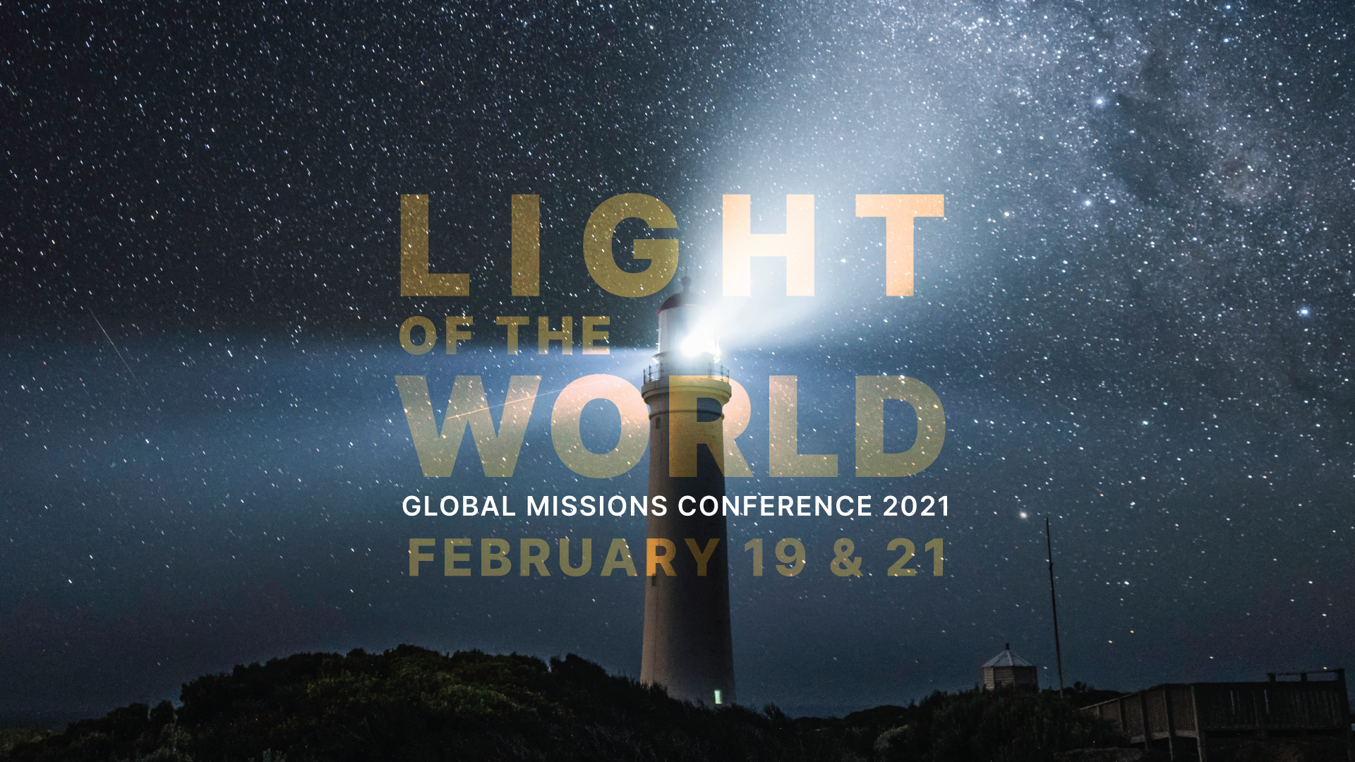 Light of the World: GMC 2021
